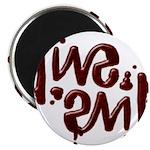 [ LIVE EVIL ] Ambigram Magnets