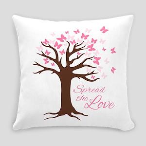 Spread Love Everyday Pillow