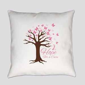 Hope For Cure Everyday Pillow