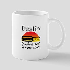 Sunshine and Summertime Mugs