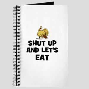 Shut Up and Let's Eat Journal