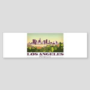 Los Angeles, California Bumper Sticker
