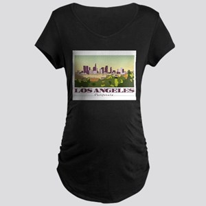 Los Angeles, California Maternity T-Shirt