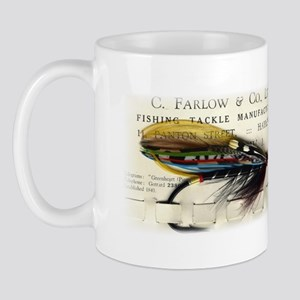 Farlow Salmon on Card Mug