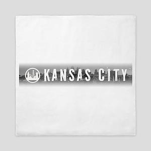 Kansas City, MO Queen Duvet