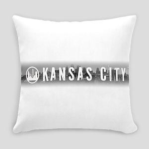 Kansas City, MO Everyday Pillow