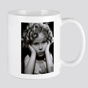 Shirley Temple Pout Mug