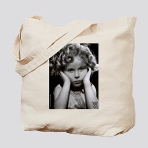 Shirley Temple Pout Tote Bag