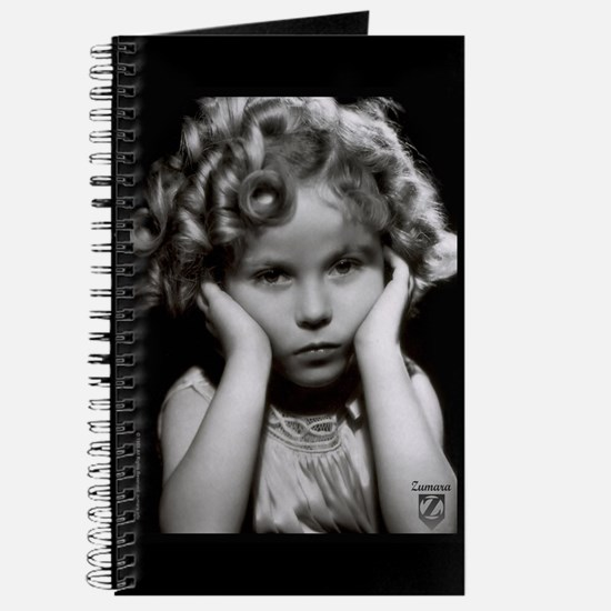 Shirley Temple Pout Journal