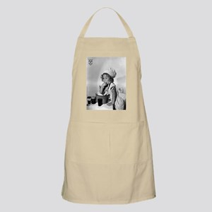 Shirley Temple Baking Apron