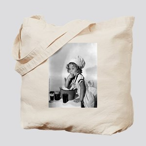 Shirley Temple Baking Tote Bag