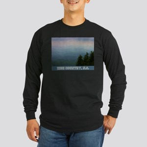 High Country North Carolina Long Sleeve T-Shirt