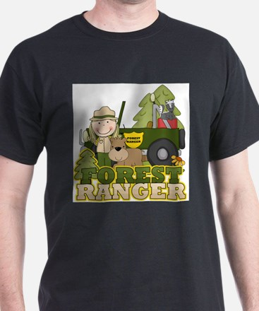 Female Forest Ranger T-Shirt