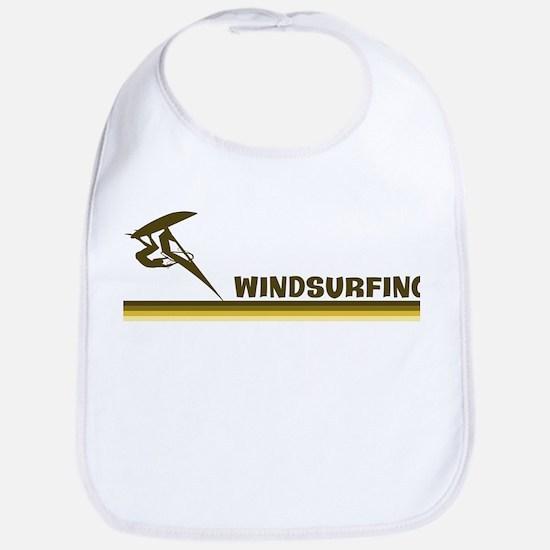 Retro Windsurfing Bib