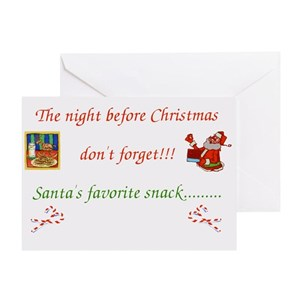 Sick christmas greeting cards cafepress m4hsunfo