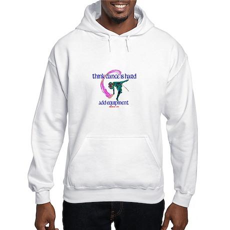 Dance with Equipment Hooded Sweatshirt