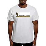 Retro Motocycle Racing Light T-Shirt