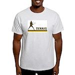 Retro Mens Tennis Light T-Shirt