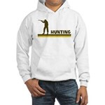 Retro Hunting Hooded Sweatshirt