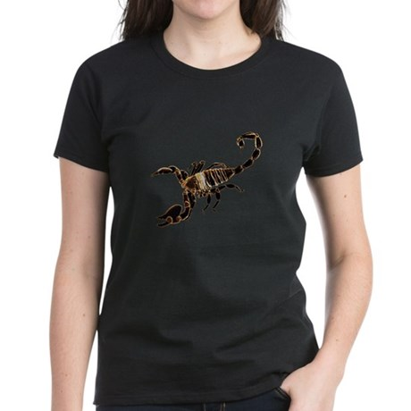 Solar Scorpion Women's Dark T-Shirt