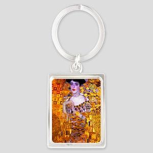 Klimt: Adele Bloch-Bauer I. Keychains