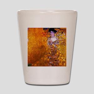 Klimt: Adele Bloch-Bauer I. Shot Glass
