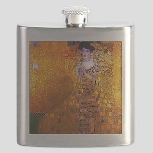 Klimt: Adele Bloch-Bauer I. Flask