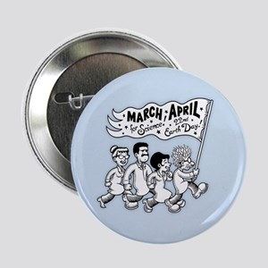 """March for Science II 2.25"""" Button"""