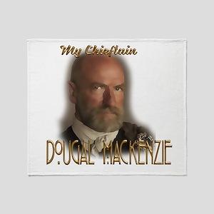 Dougal MacKenzie Throw Blanket