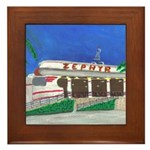 Pontchartrain Beach Framed Tile