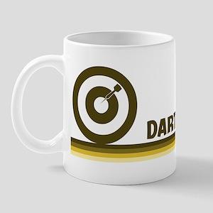 Retro Darts Mug