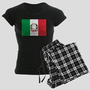 State Ensign of Italy - Band Women's Dark Pajamas