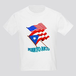 Kids Dos Banderas T-Shirt