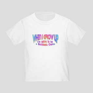 Tiny Dominoes Champ T-Shirt