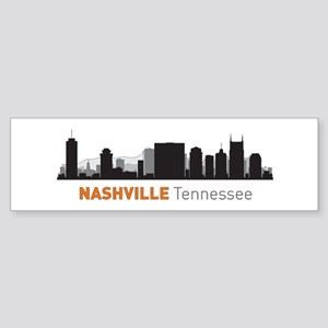 Nashville Tennessee Bumper Sticker