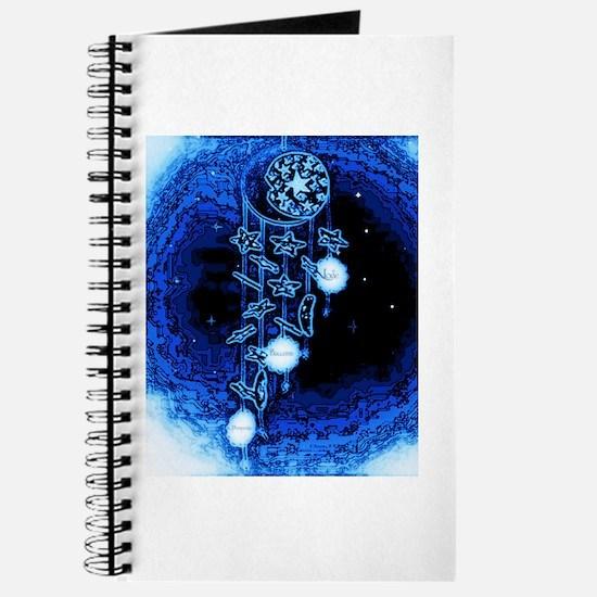 Cute Windchime Journal