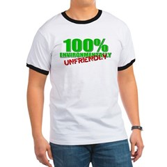 100% Environmentally Unfriend T