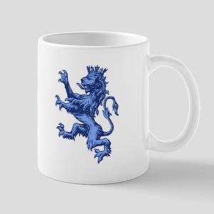 Blue Lion King Mug