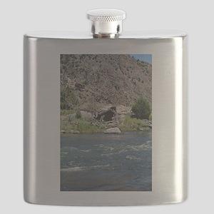 Arkansas River11 Flask