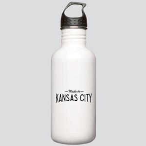 Made in Kansas City Stainless Water Bottle 1.0L