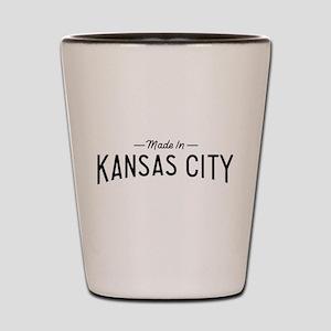 Made in Kansas City Shot Glass