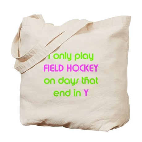 SportChick's HockeyChick Days Tote Bag