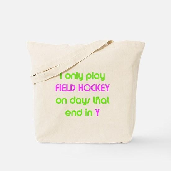 SportChick's HockeyChick Days Tote Bag