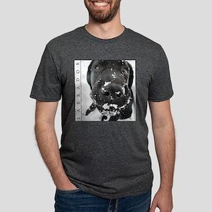 BLACK_LAB_SNOW_FRAME T-Shirt