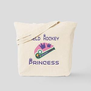 SportChick's HockeyChick Princess Tote Bag