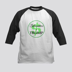 Billionaires 4 Trump Baseball Jersey