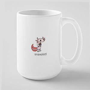 snax-alotol Mugs