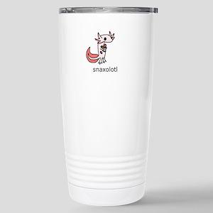 snax-alotol Stainless Steel Travel Mug