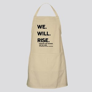 We. Will. Rise. Apron