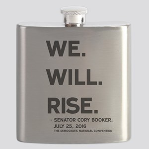 We. Will. Rise. Flask